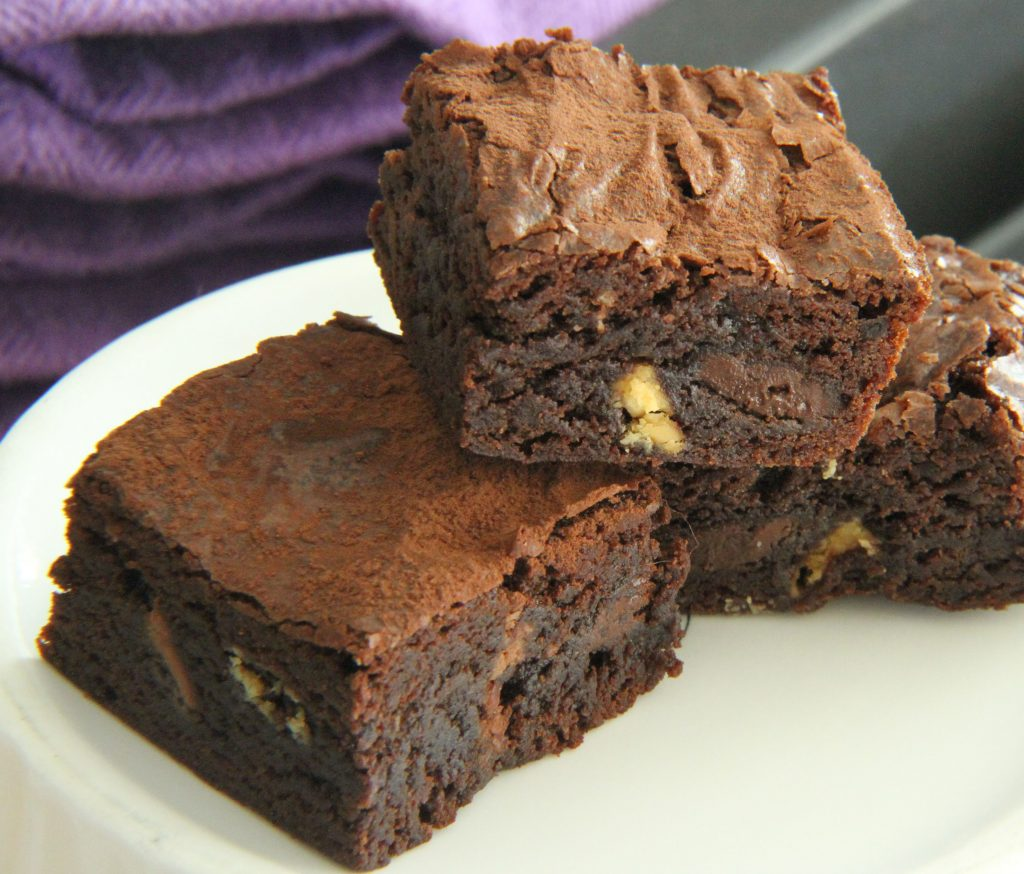 """Choculence"" Gluten Free Brownie"